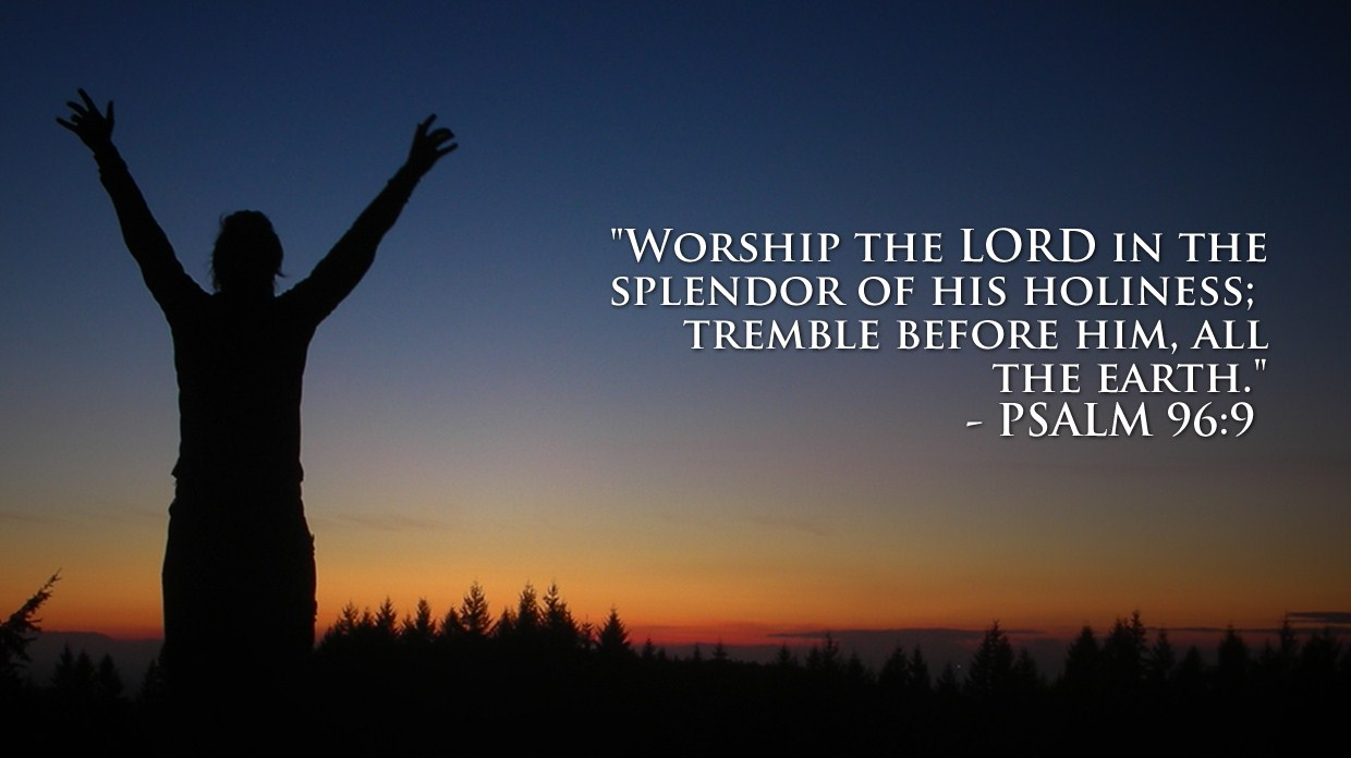 worship in the bible scriptures